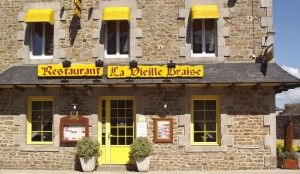 1 - Restaurant La Vieille Braise
