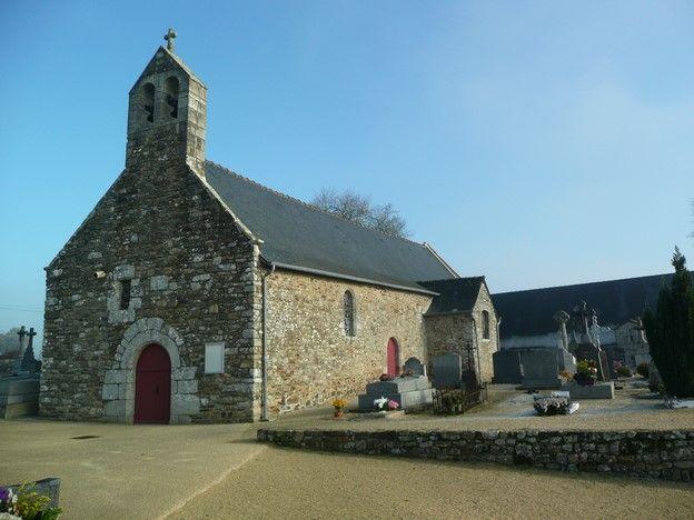 Eglise de Tressaint