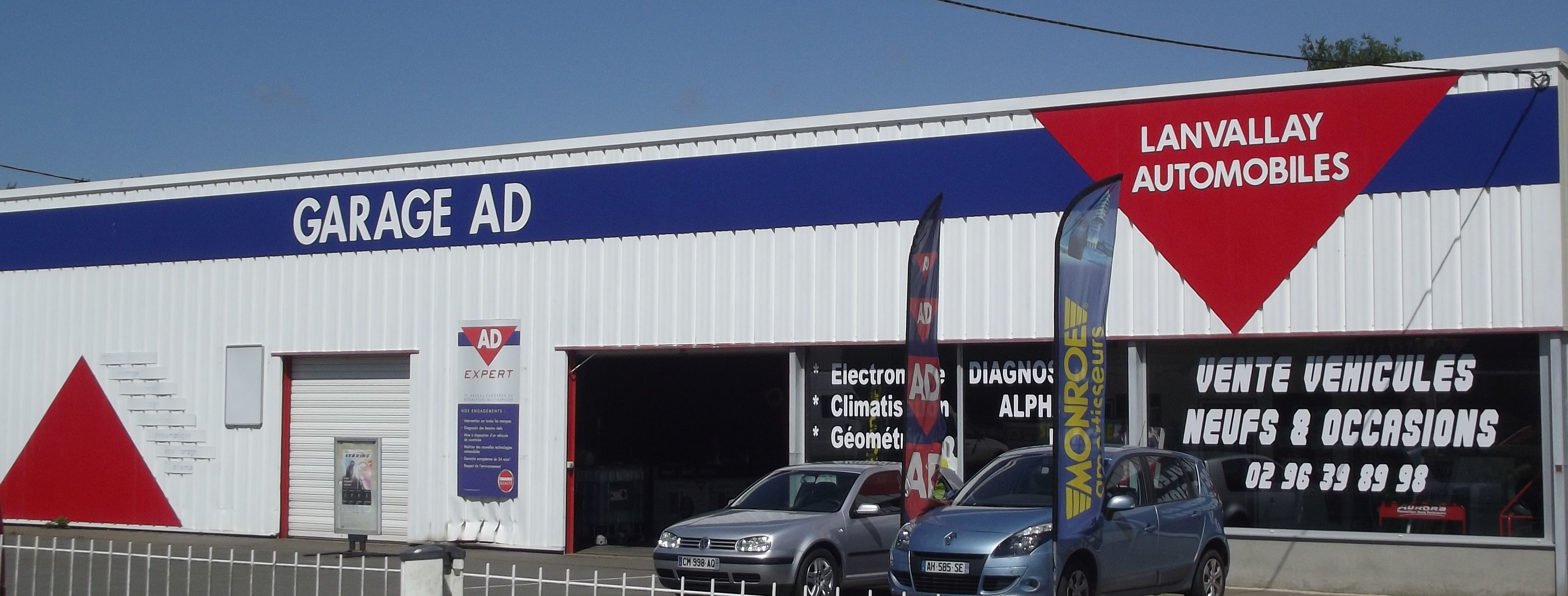 Autres commerces et services for Garage ad la tourlandry